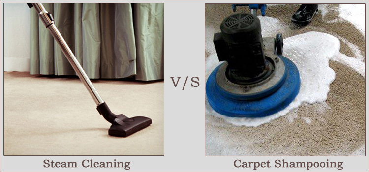 Advantages and Disadvantages of Steam Cleaning and Carpet Shampooing